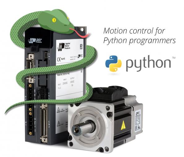 Applied Motion launches free tools for motor control