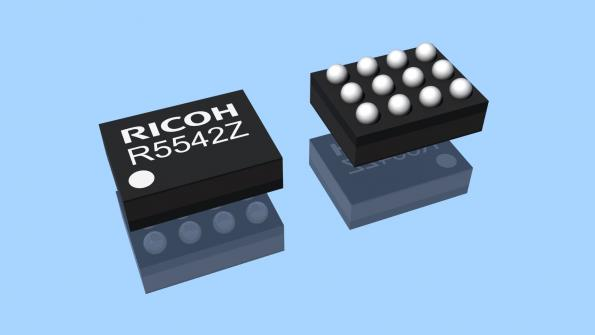 6A load switch integrates voltage detector