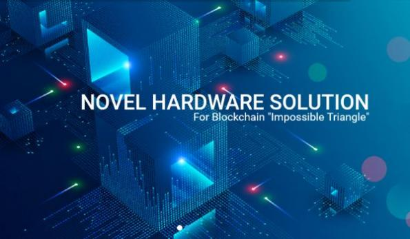 Blockchain FPGA frameworks overcome 'impossible triangle'