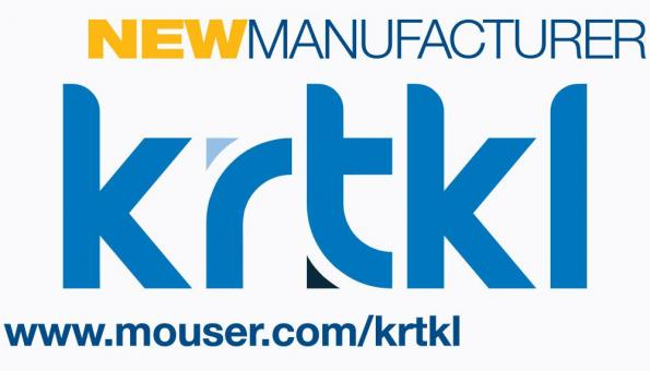 Mouser Electronics signs global distribution for krtkl's edge computing