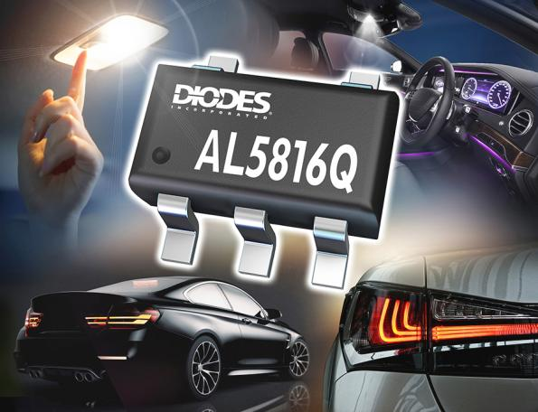 60V fast dimming linear LED controller targets automotive lighting