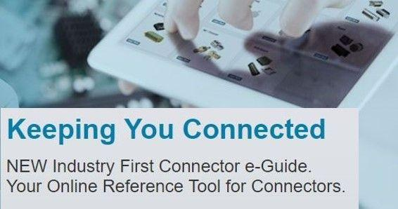 Connector e-Guide eases specs review and part selection