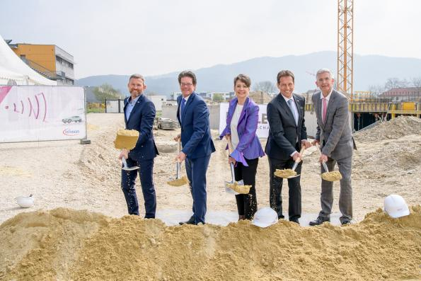 Infineon expands radar development site in Linz