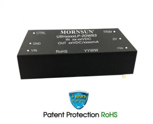 High isolation 20W medical power ensures patient safety