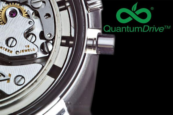 Millimetre-thin thermal energy harvester to power quartz watches