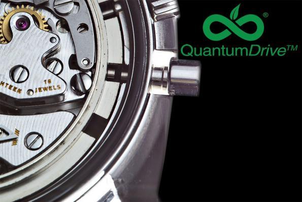Millimetre-thin thermal energy harvester to power quartz watches