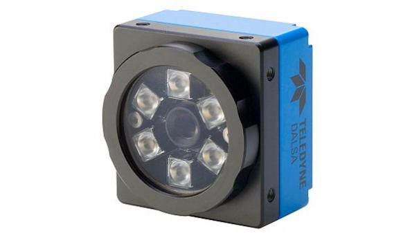 Smart vision sensor targets industrial automation and inspection