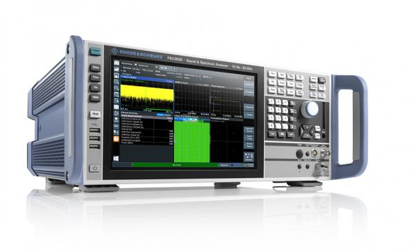 Spectrum analyzers deliver high-speed analysis, ideal for 5G NR
