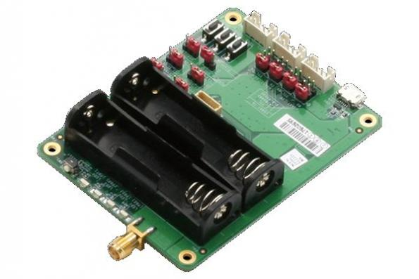 LoRa edge AI node is battery powered