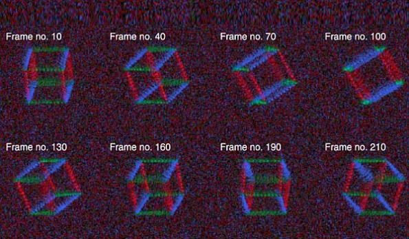 Ultrathin display can project 3D holographic images