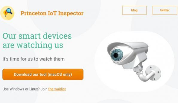 IoT security web app lets users 'spy' on their smart home devices
