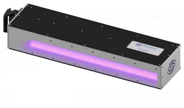 LED curing