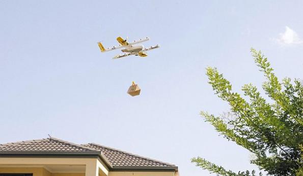 Google drone delivery unit gets FAA approval