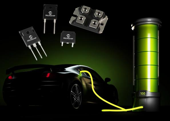 Microchip releases SiC power device family