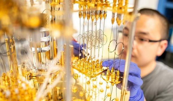 Quantum tech breakthroughs use sound, superconducting qubits