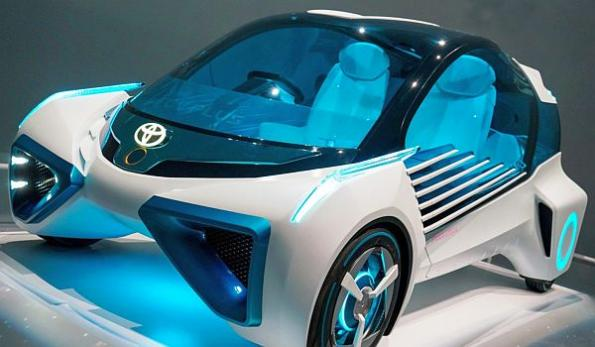 New Toyota fund to invest in autonomous mobility, robotics