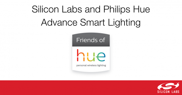 Silicon Labs and Philips Hue partner on smart light switches