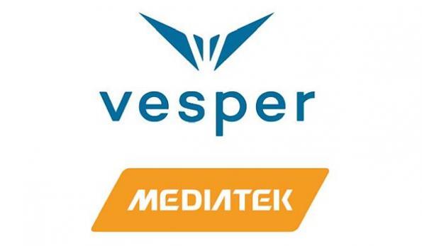 Vesper, MediaTek reference design for voice-enabled IoT products