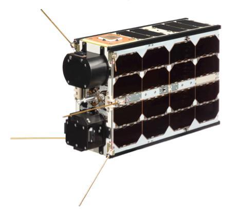Major milestone for LoRa in space
