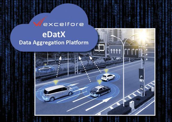 Data aggregation platform for automotive industry
