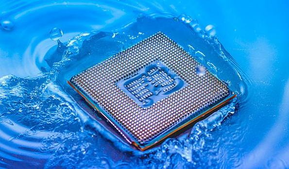 Cooling approach can be built into computer processors
