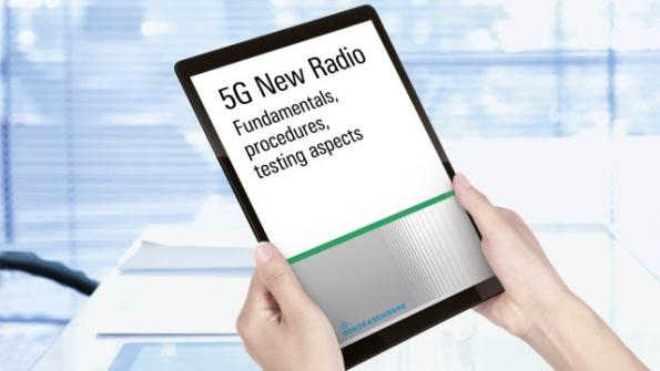 Rohde & Schwarz releases free 5G NR eBook