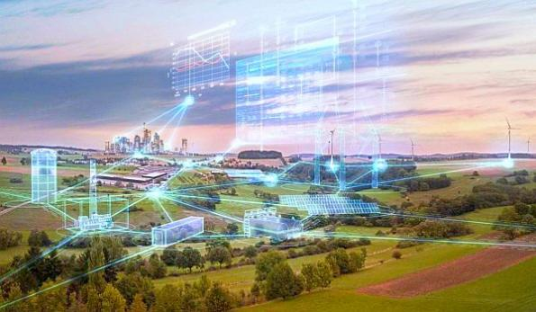 Energy partnership to create end-to-end digital twin of electric grid