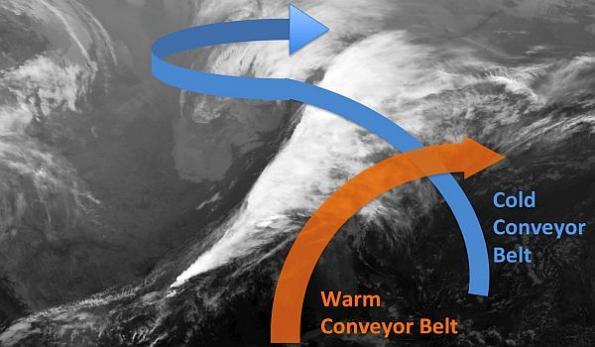 Weather forecast algorithm helps spot dangerous cloud formations