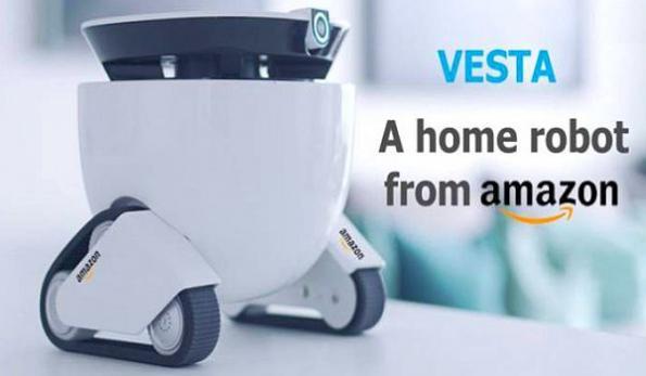 Amazon ramps up 'mobile Alexa' home robot development