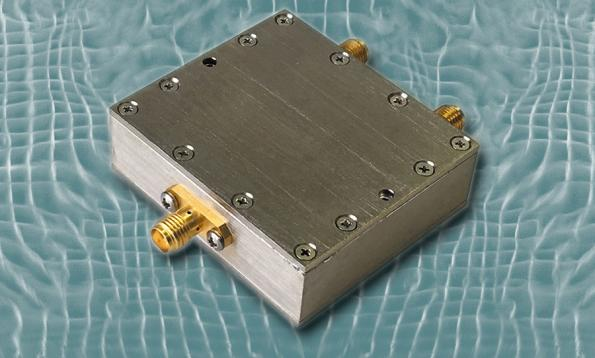 Resistive power divider series covers DC to 7 GHz