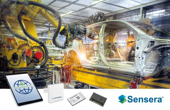 Sensera and Arrow to cooperate on IoT sensors