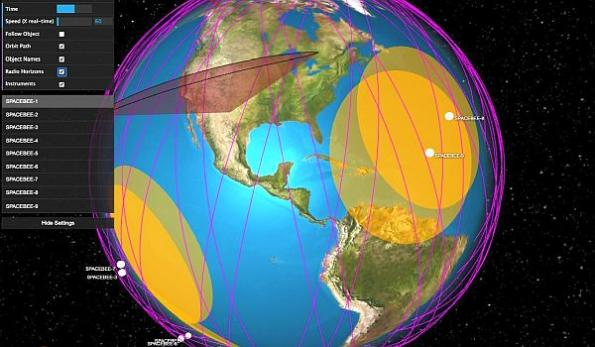 Commercial satellite tracking service for smallsat operators unveiled