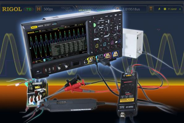 MSO-ready instrument offers up to 2GHz bandwidth
