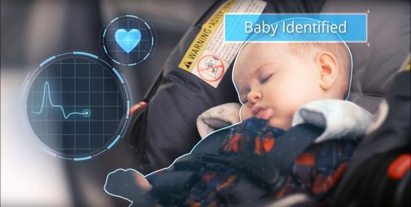 in-car sensor