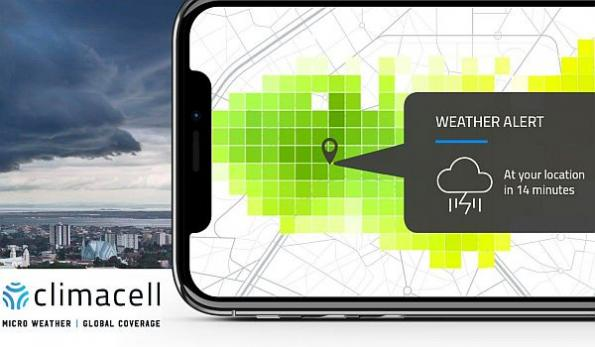 'Weather of Things' app offers consumers s street-by-street forecast