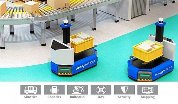 Cost-effective lidar sensor targets low-speed autonomous systems