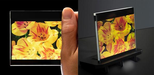 organic LCD