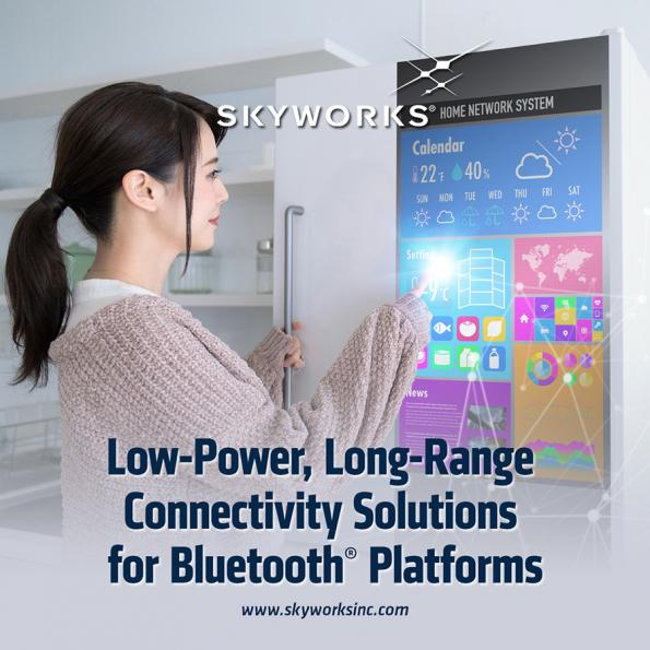 Emerging Bluetooth® platforms for low-power wireless