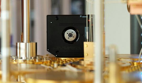 IBM unveils quantum computing-safe tape drive