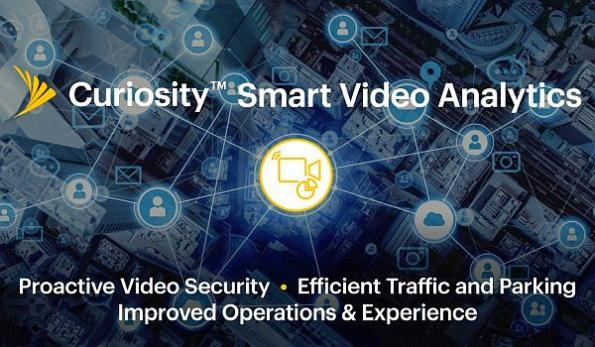 Smart video analytics solution aims to improve public safety, security