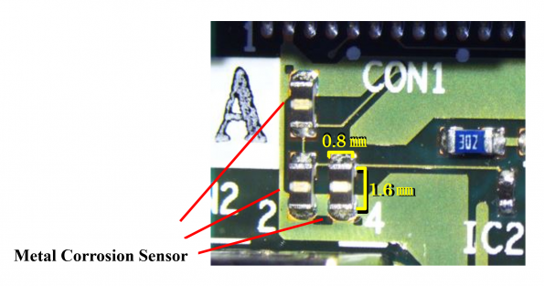 corrosion sensor