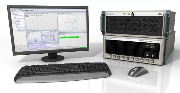 Multi-GNSS RF simulator boosts performance and flexibility