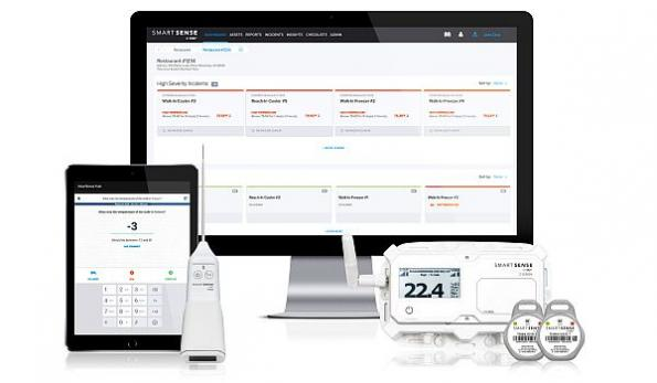 SmartSense IoT platform