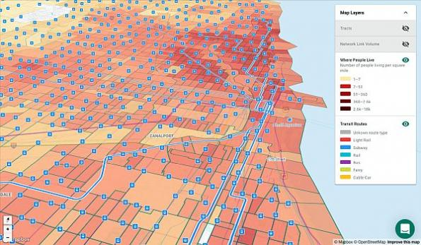 Sidewalk Labs spins off smart city urban planning tool