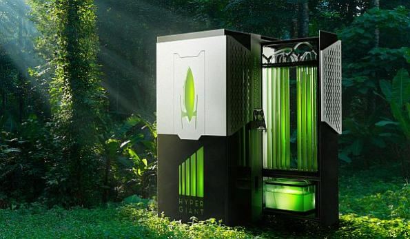 AI bioreactor to bring carbon capture to urban environments