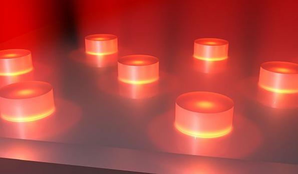 Nano incandescent light source promises advances in sensing, photonics