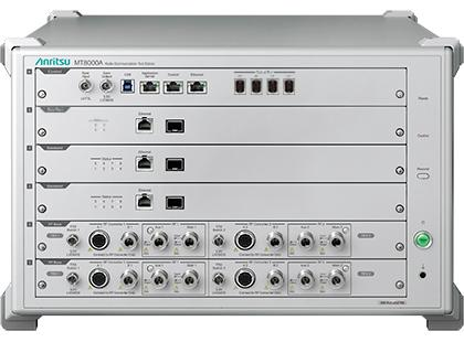 Anritsu has upgraded its MT8000A radio communication test station with new 5G NR protocol test functions.