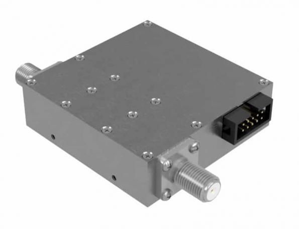 Programmable attenuator for CATV DOCSIS testing