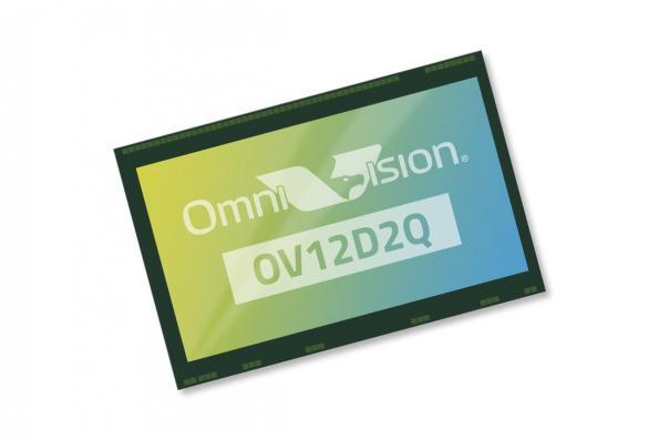 12MP sensor