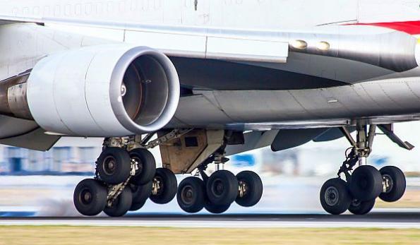 Aircraft tire tread wear sensor demonstrated
